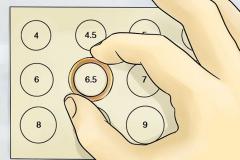 <em>Редактирование </em> Как узнать размер кольца <em>(Статья)</em>